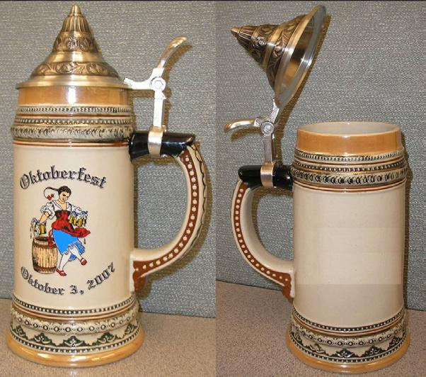 148th Fighter Wing 60th Anniversary To help commemorate the 60th Anniversary of the 148th Fighter Wing, the Services Club is offering a special edition 148th Fighter Wing 60th Anniversary stein.