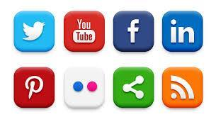 Social media is our main tool for communication
