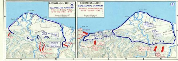 The First American Ground Campaign of World War II -- Guadalcanal