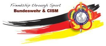 German Delegation to CISM German Joint Support Service Headquarters Department of Sport and Physical Fitness Fontainengraben
