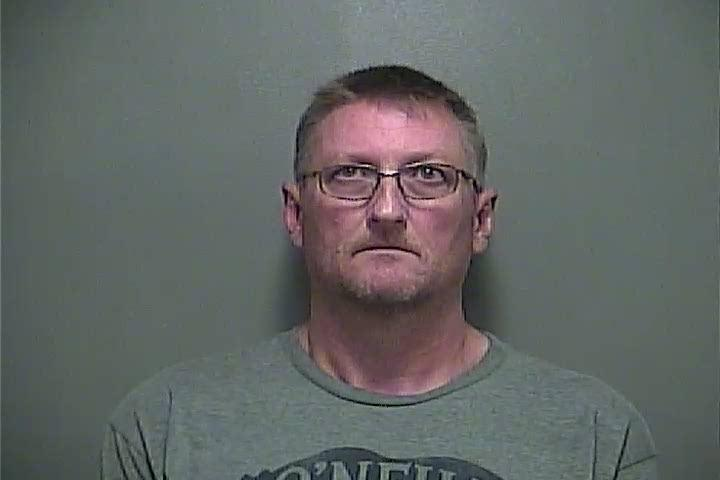Offender's Name: FERALIN, JAMES BARRY Booking #: 2013115436 Book Date/Time: 08/20/2018 21:04 Age: 51 Arresting Officer: RAMEY, ADAM MICHAEL Arrest