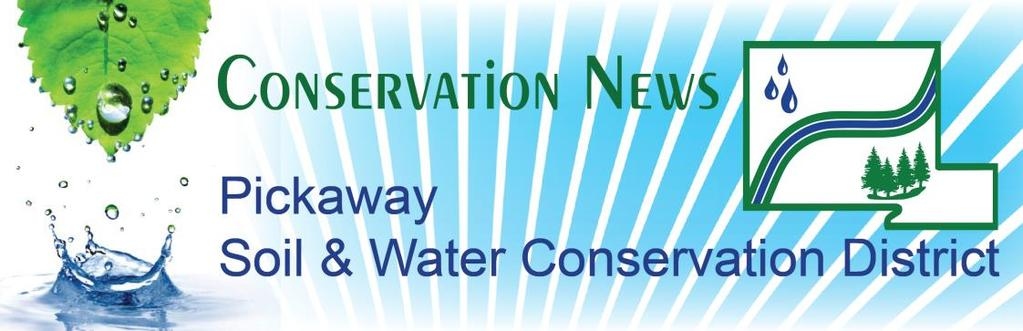 Volume 75, Issue 3 Conservation News Published Quarterly October 2017 Pickaway Soil & Water Conservation District, 110 Island Road, Suite D, Circleville, Ohio 43113 In this Issue Conservationist of