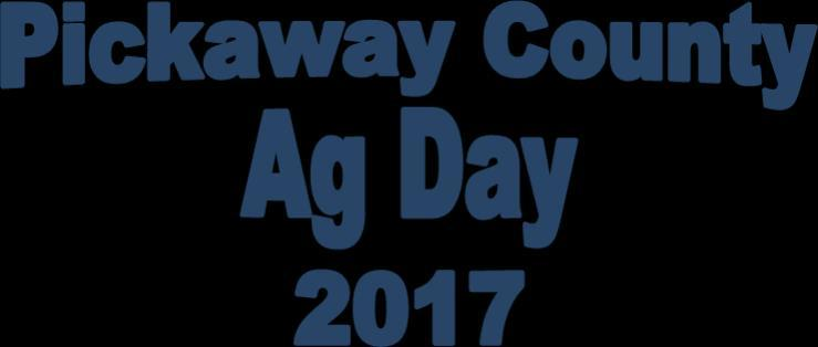 Pickaway SWCD Conservation News The 2017 Pickaway County Ag Day