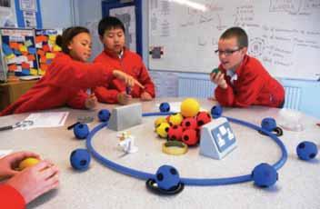 early summer 2012_21480_Layout 1 27/06/2012 09:49 Page 13 www.wellingboroughchamber.co.uk We initially won funding from Lab_13 s founding company, Ignite Futures, for a year.
