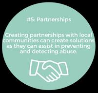 Working within the six principles for adult safeguarding is key to delivering our vision these principles are