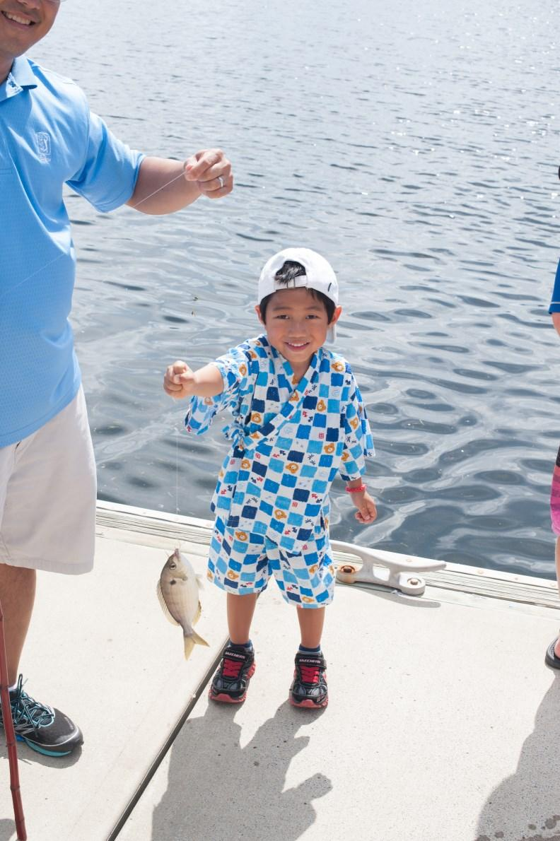 There will be a Children's Activity adjacent to the dinner, so that adults and children will both be able to enjoy the evening! 18th Annual Children s Fishing Tourname