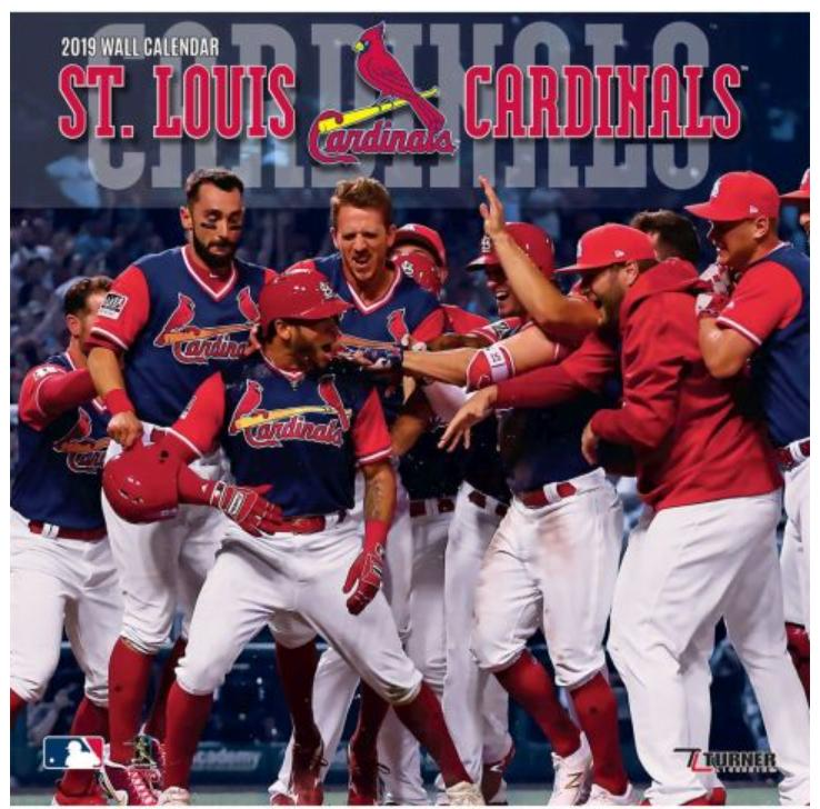 St. Louis Cardinals Official Calendar fundraiser Dear Fundraising Coordinator: It s not too early to begin preparations for your fundraising initiatives this fall by registering now for one of the