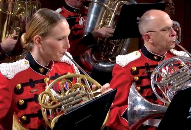what to watch FEB 3 9 3 SUNDAY 4 MONDAY 5 TUESDAY 6 WEDNESDAY 5:00 Asia Insight 5:30 Focus on Europe 11:00 NOVA: First Face of America 12:00 The U.S. Marine Band: An All-Star Orchestra Special Above and Beyond.