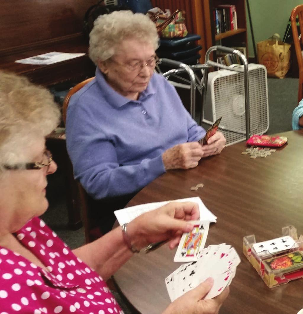 Bridge Brush Up Play Thursday mornings: You can play and discuss your hands, refreshing yourself with the game. Thursday afternoons: for intermediate players. Thursdays (Brush-up) 10:00 a.m. - 12:00 Noon Thursdays (Intermediate) 12:30-3:00 p.
