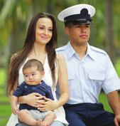 Forces initiative supporting military personnel and their families.