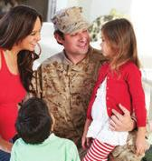 care and support services for veterans and their families. During the initial planning stages, Dr.