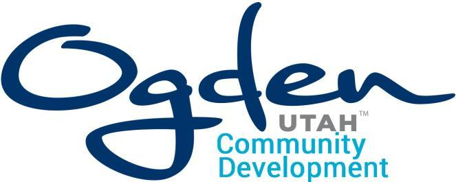 REQUEST FOR PROPOSALS Civil Engineer Ogden, Utah Ogden City Community