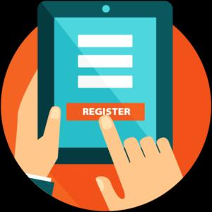 HOW TO JOIN Register online!