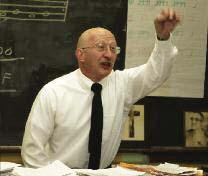 4732 Brother Bob Dzubinski was a teacher a successful music teacher with a decade of experience in public schools.