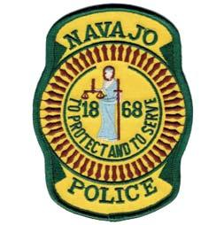 The Navajo Nation Police includes many departments, including: K 9 Unit, Tactical Operations Team, Patrol, Internal Affairs and Traffic Unit.