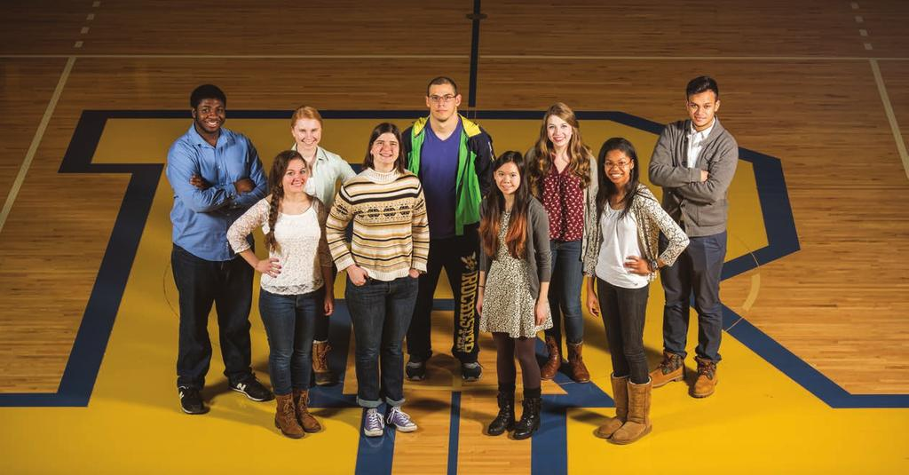 STUDENT LIFE Debate Goes Varsity An academic team with needs like those of varsity athletics finds a new home.