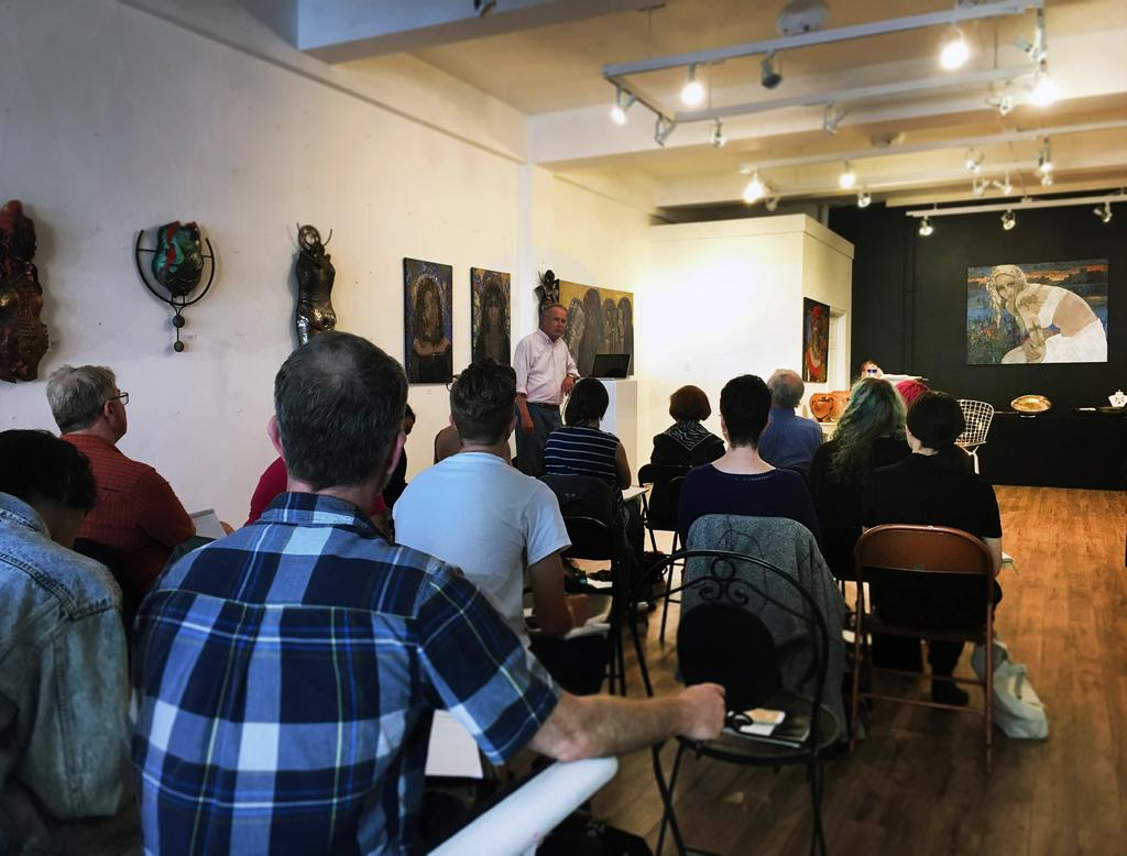 Start to Finish Workshop Series 2017-18 WRITING FOR A GRANT II SEP. 11, 2017 9-4pm, Gallery on Queen, Fredericton SEP. 13, 2017 9-4pm, AX: Arts & Culture Centre, Sussex JAN.