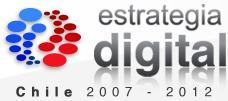 Focus on Innovation and Information Society Estrategia Digital was launched in January of 2008.