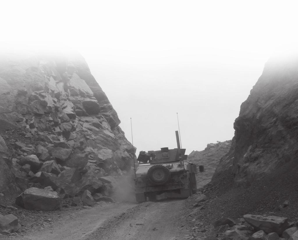 The 766th Explosive Hazards Coordination Cell Leads the Way Into Afghanistan By First Lieutenant Matthew D.