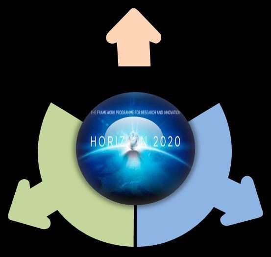Horizon 2020 Programme Horizon 2020: 2014-2020 Excellent Science Science in world standards Advanced research studies Access to best