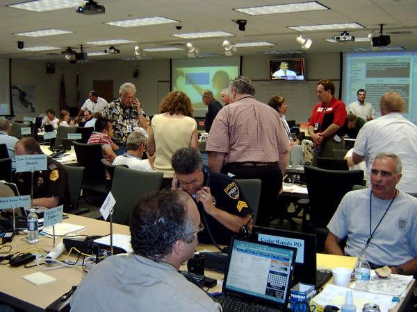 10 Mass Fatalities Planning & Response SOC HHS Secretary s Operations Center (SOC) in Washington, DC and coordinates the overall national ESF #8 response.