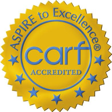 Recognition Commission on Accreditation of Rehabilitation Facilities (CARF) Accreditation Tampa General Hospital has held accreditation by the Commission on Accreditation of Rehabilitation Facilities