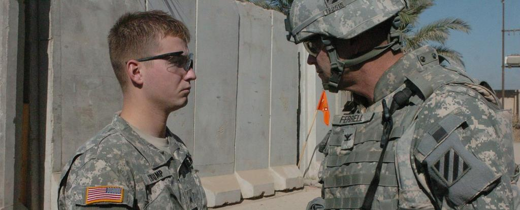 Soldier receives Bronze Star for Bradley attack Army Sgt.