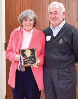 01 02 Phi Footnotes Hanover 01 Joe Luigs, 65, and his wife Marcia, both Hanover graduates, are household names in the world of golf and their contributions over the past 30 years have earned the