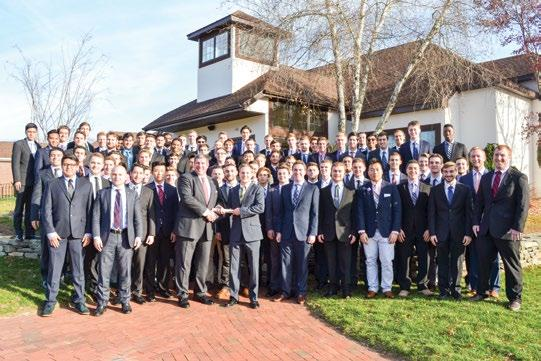 Expansion Throughout the recruitment process, the Expansion team searched for individuals who will embrace the Phi Delta Theta values, and be leaders at George Washington University.