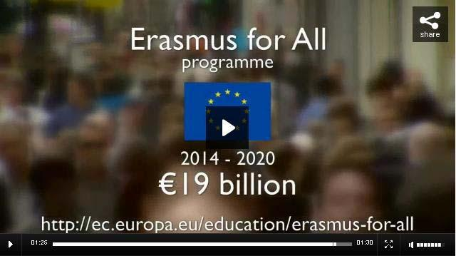 EUROPEAN COMMISSION - PRESS RELEASE for All: 5 million in line for EU funding Brussels, 23 November 2011 - Up to 5 million people, almost twice as many as now, could get the chance to study or train