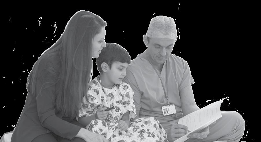 Paediatric surgeons are attracted to The Children s Hospital from leading London NHS hospitals, including Great Ormond Street, Kings College Hospital, The Royal Brompton and Chelsea & Westminster.