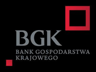 Financial Support for Exporters/Polish Companies Financial Instruments offered by BGK Financial Support Government Programme Financial Support for Exporters Investments of
