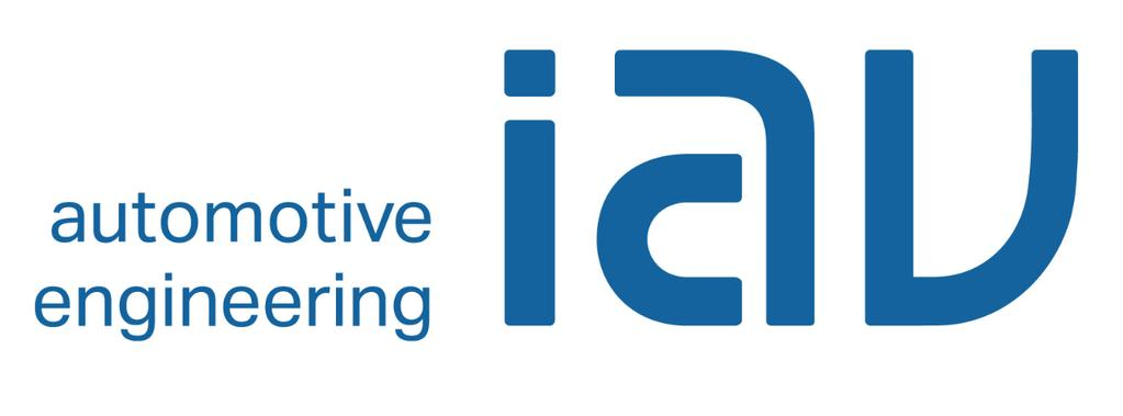 IAV Automotive Engineering we provide research and engineering services for