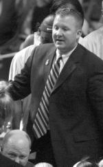 In each of his four years at Liberty, Carroll helped guide the Lady Flames to a Big South Championship and an appearance in the NCAA Tournament.