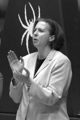 During her tenure at Richmond, she has helped guide the Spiders to four winning seasons (three consecutive) and an at-large berth to the 2005 NCAA Tournament, in addition to helping the Spiders post