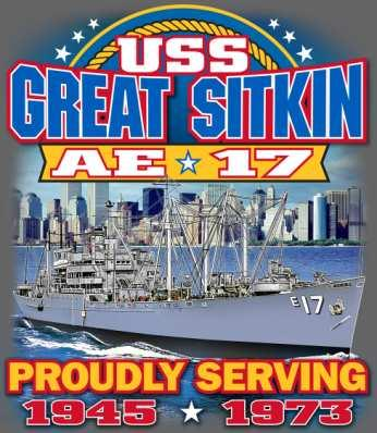 USS Great Sitkin (AE-17) Association - Ship s Store Order Form Name: Phone: Address: City, State, Zip: Ball Caps: Note: Where sizes are indicated, please circle the size/sizes you want.