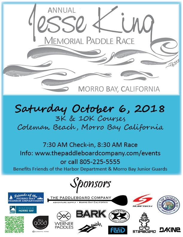 Coastal Cleanup Day Saturday, September 15 th The Harbor Department will be assisting with any large item removal and trash receptacles for groups meeting at Morro Rock, Sandspit and Centennial Park