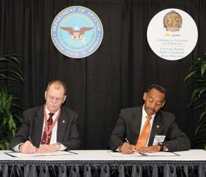 Military Health System Strategic Partnership with the