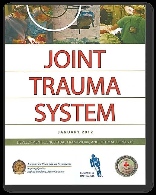 Education and Readiness Joint Trauma System assessment