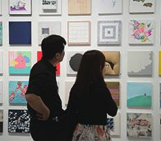 Ewha Craft and Art Fair (ECAF): 2,600 pieces of art by students, alumni, and professors; size of paintings have been set at 13x13 inches commemorating 130th anniversary NEW