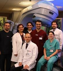 The M. D. Anderson Radiation Treatment Center in Istanbul at American Hospital has opened on January 2010 It is the first M. D. Anderson radiation treatment facility outside of the United States that fully replicates M.