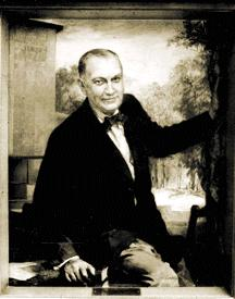 Monroe Dunaway Anderson 1873-1939 Partner of Anderson, Clayton, and Co.