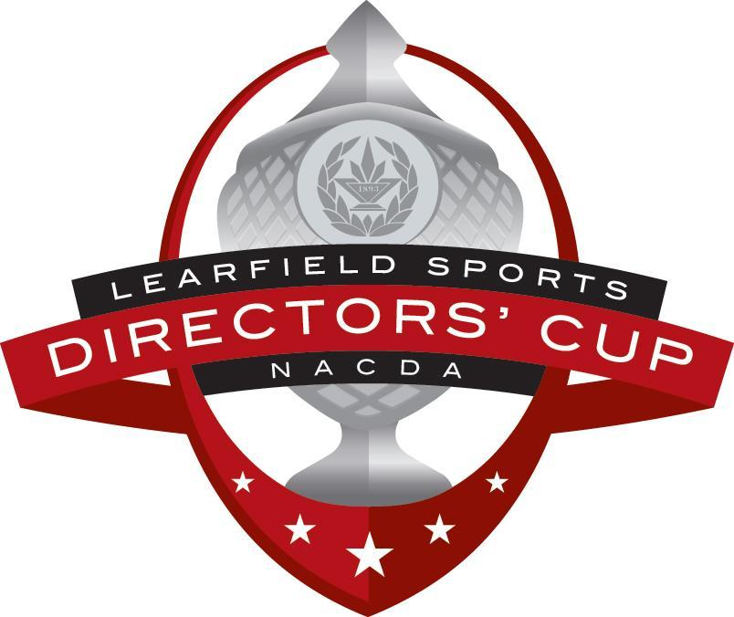Achieve Director s Cup title by finishing as the Top Division 1-AAA program in the country on an annual basis.