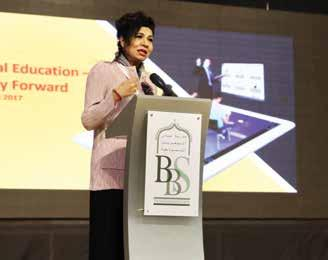 WES BAHRAIN 2017 CONFERENCE REPORT Dr Chhaya Shastri, Director-MT Educare Ltd, India