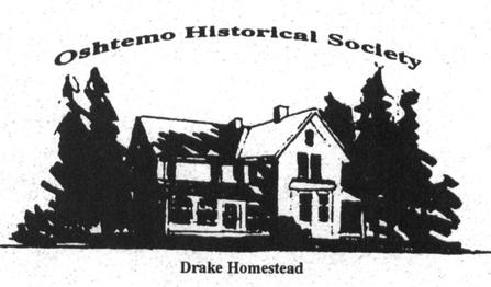 OSHTEMO HISTORICAL SOCIETY NEWS As you make your plans for this summer, we have three dates we would like you to put on your calendar. Our programs are free and open to the public.