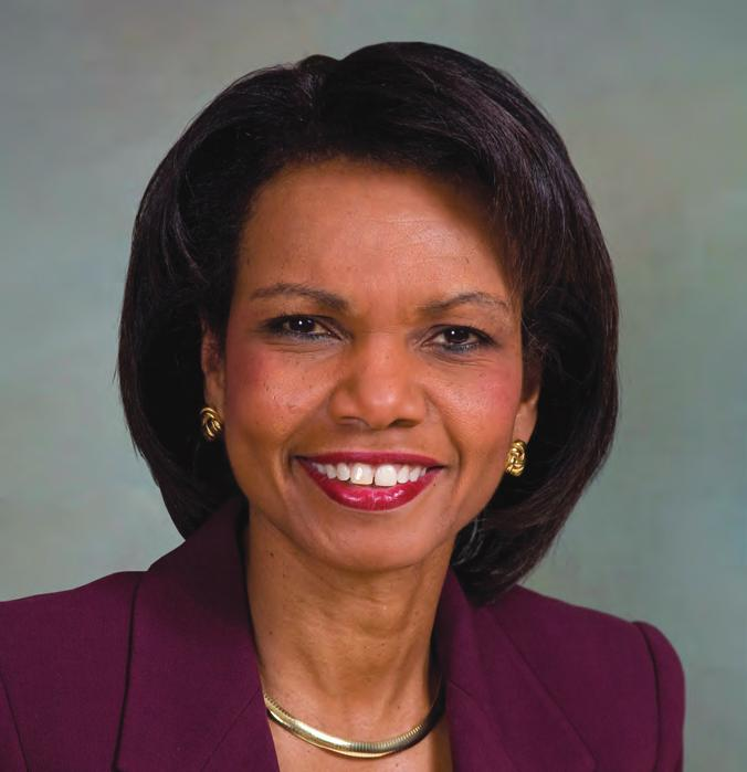 Condoleezza Rice s heart belongs to San Francisco because of the brilliance, beauty, and joy of the opera and the symphony.