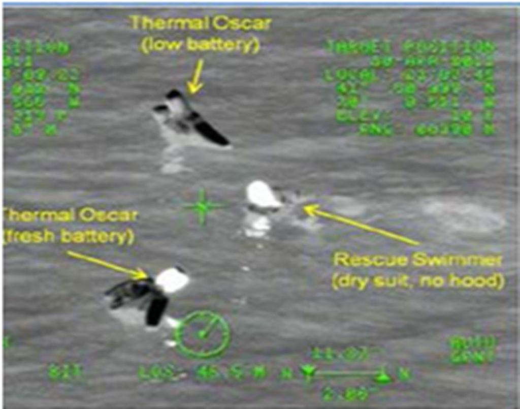 Enhanced Person in the Water (PIW) Detection Mission Need: Maximize the effectiveness of air and surface asset searches for PIW.