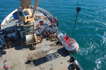 Conduct market research to determine alternatives to traditional buoy mooring systems.
