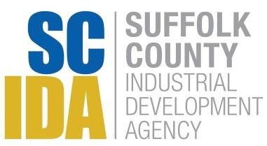 REQUEST FOR QUALIFICTIONS MARKETING AND PUBLIC RELATIONS FOR YEAR ENDING DECEMBER 31, 2018 ISSUED BY: Suffolk County Industrial Development Agency Dated September 13, 2017 PROPOSALS DUE 3:00 PM ON