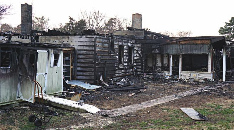 Fire Guts Eastern Shore Yacht and Country Club - PDF